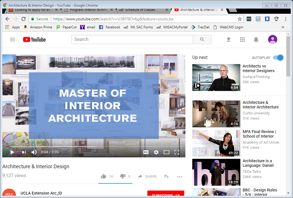Cal poly pomona ucla extension master of interior architecture taking the mystery out of for Master of interior architecture ucla